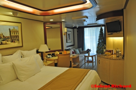 Princess Grill Stateroom