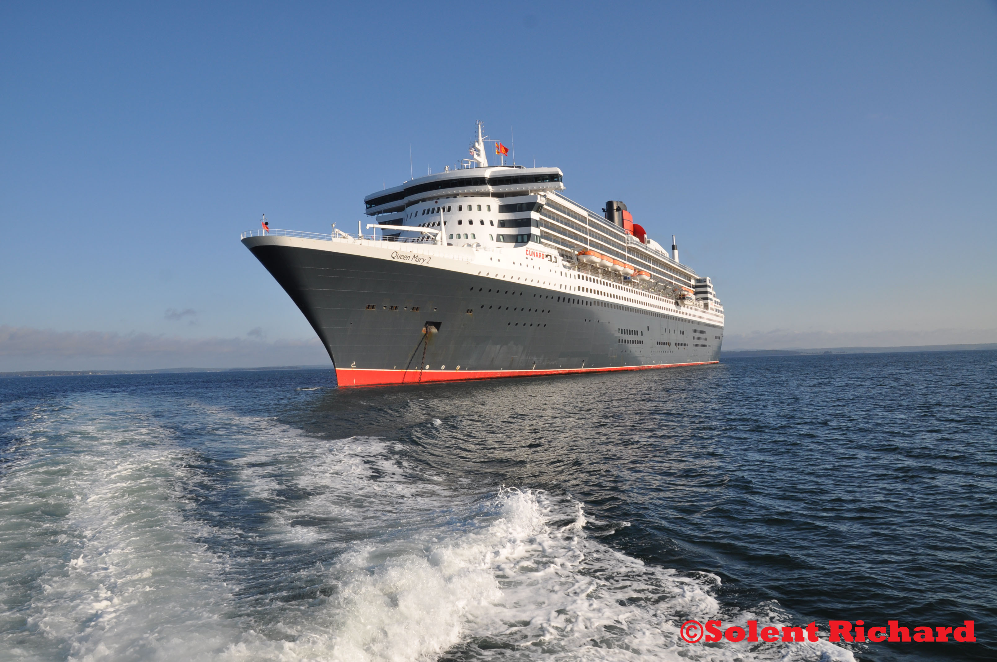 Queen Mary Grand New England And Canadian Wonders Cruise - Cruise ship bar harbor