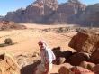 SR surveys Wadi Rum