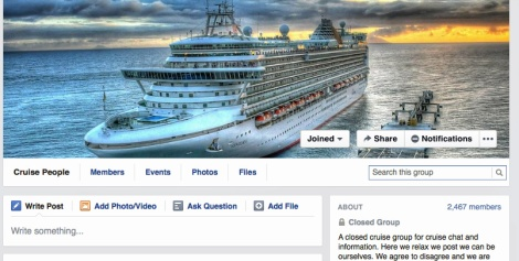 Cruise People facebook heading