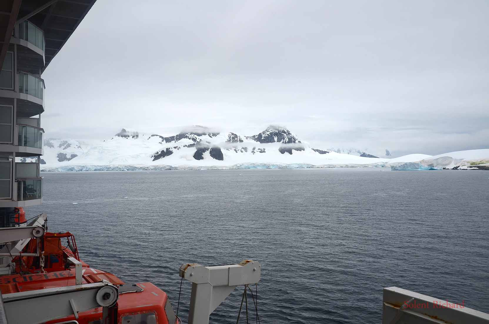 Celebrity Infinity – To Antarctic and return | Solent ...