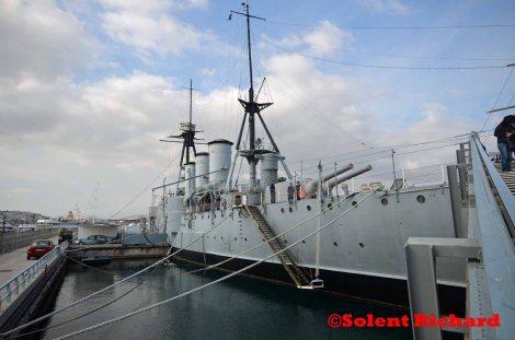 Battleship George Averof 2