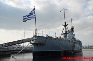 Battleship George Averof