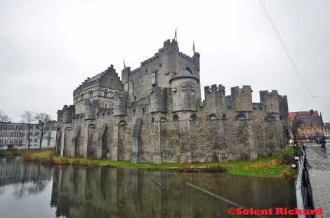 Gravensteen the Castle of the Count  ©SR