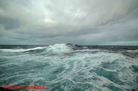 Atlantic swell