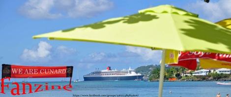 We Are Cunard Fanzine Header