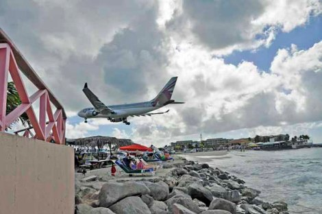 Maho Beach St Maarten featured image