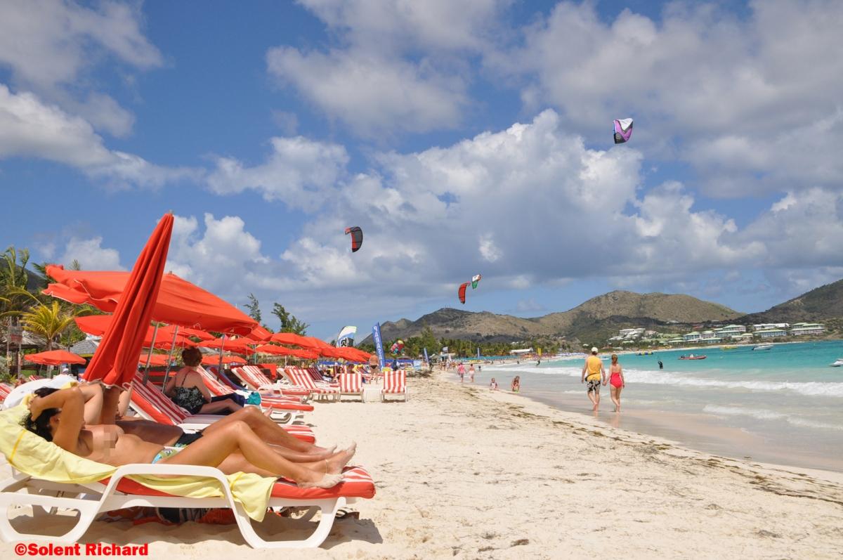 One Way To Do St Maarten Orient Beach