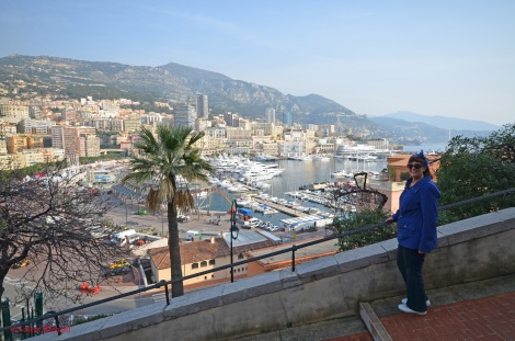 Looking across at Monte Carlo