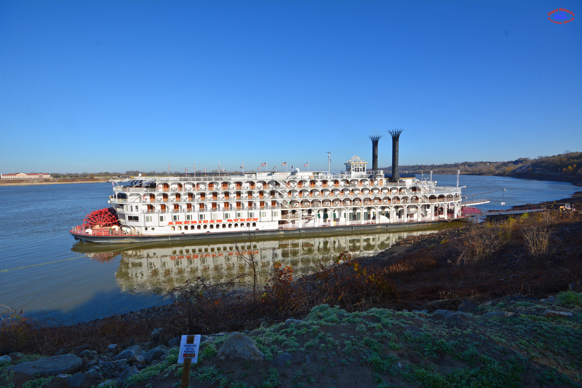 American Queen Mississippi Christmas Cruise