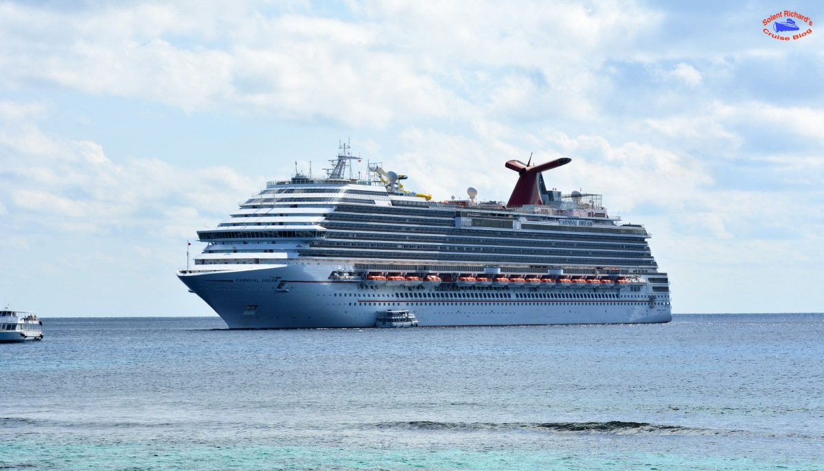 Carnival Dream A Very Pleasant Surprise Solent Richard S Cruise Blog